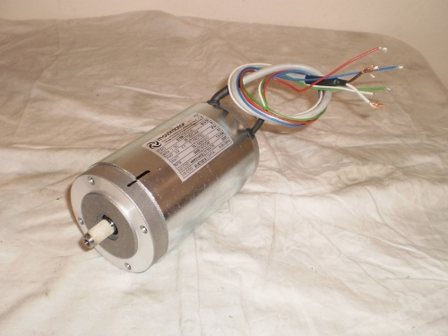 DC Electric Motors diam. 78mm
