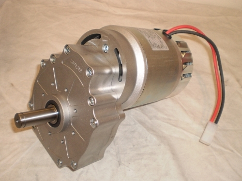 DC Gearmotor with parallel axes