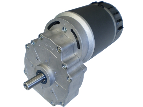 DC Gearmotors parallel axes